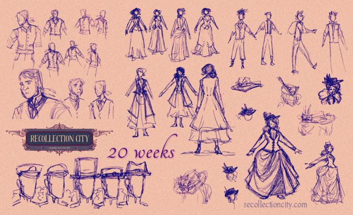 Costume design countdown image